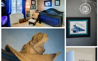 7 Tips for Decorating a Harry Potter Nursery