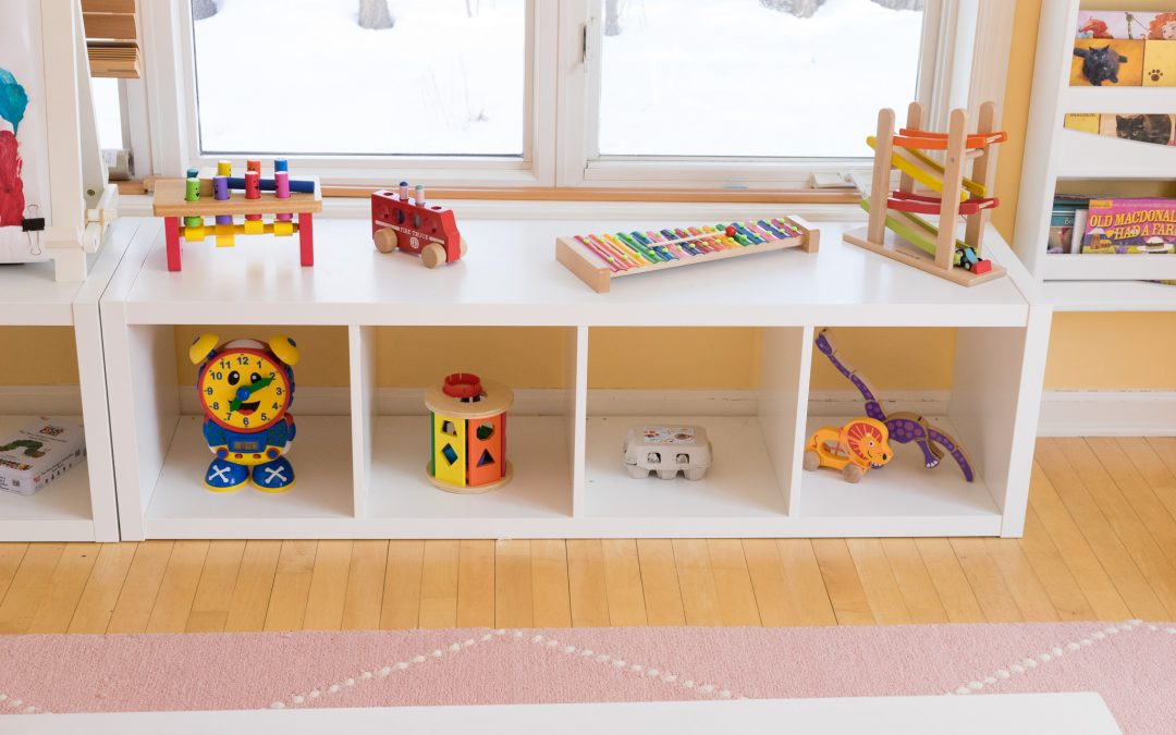 Toy Rotation: Making Old Toys Feel New Again