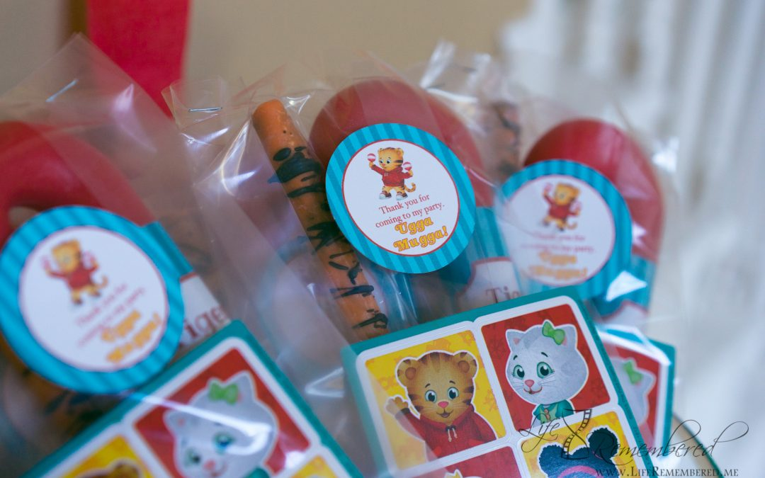 Tips for A Tiger-tastic, Grrr-ific Daniel Tiger Birthday Party