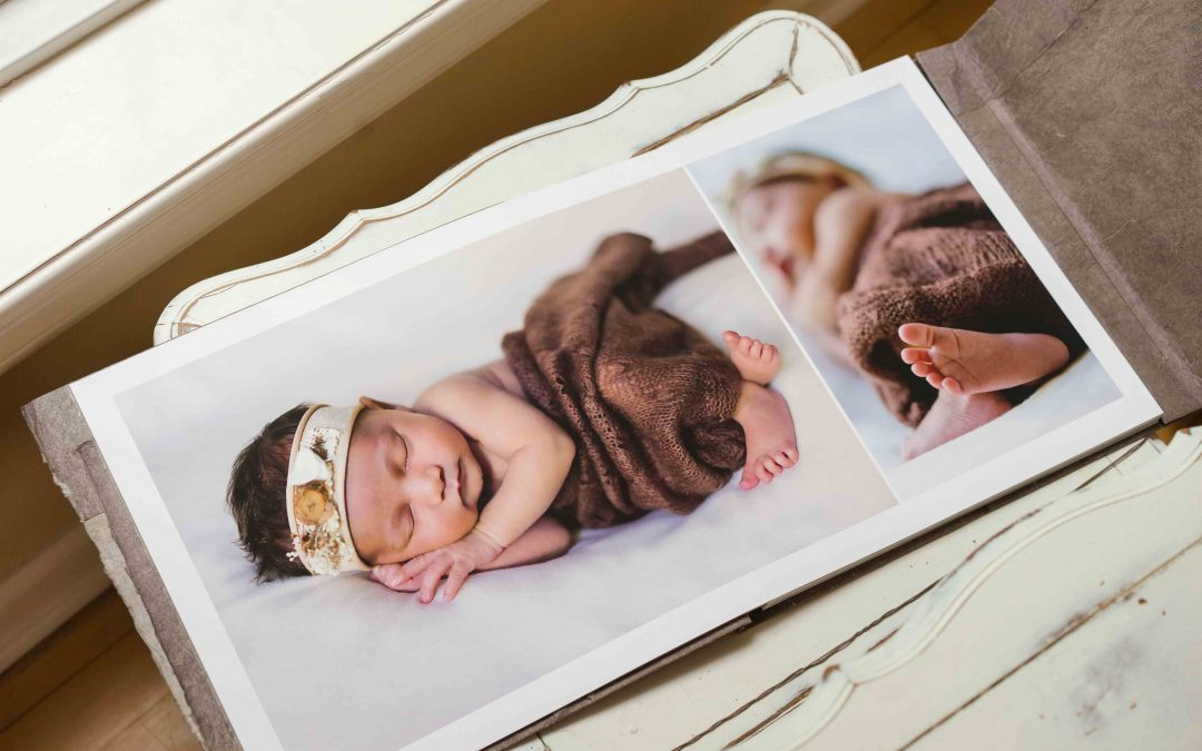 Printing Newborn Photos – It Matters!