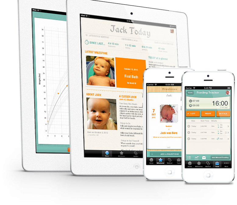 The Best Baby App for Tracking Just About Everything
